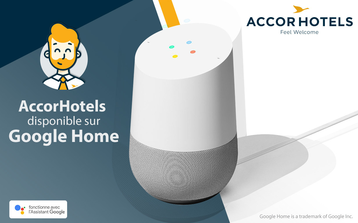 Phil Welcome pour Accorhotels
